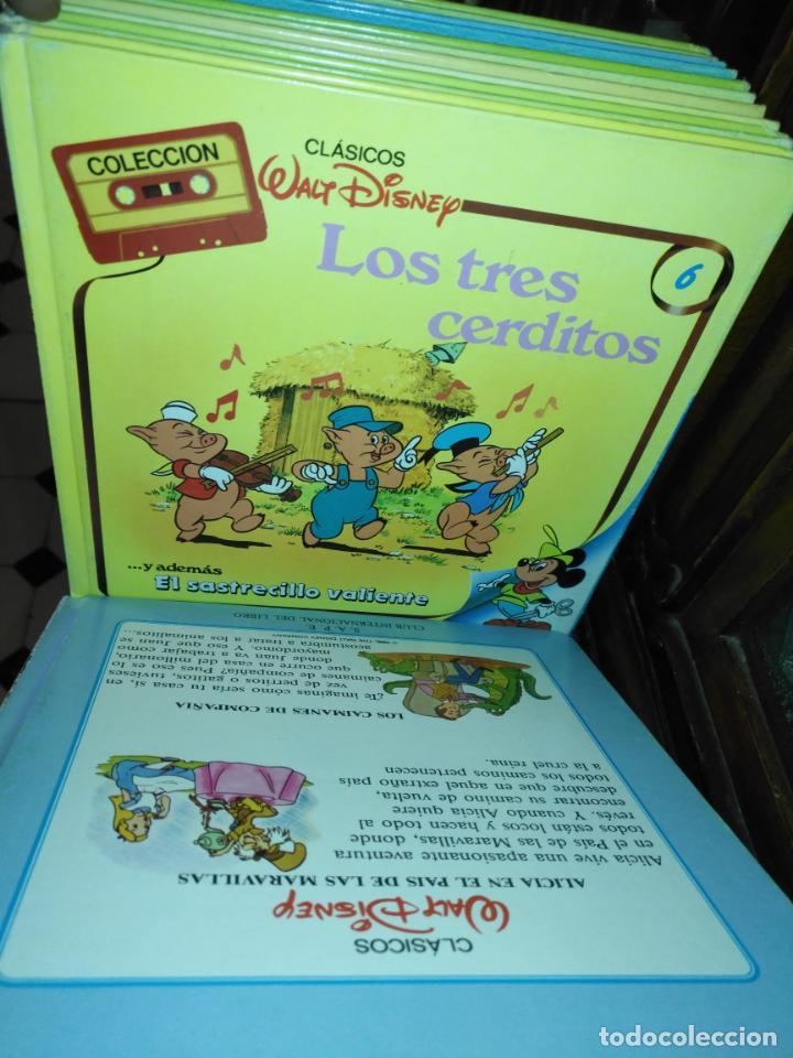 Libros antiguos: Clásicos Walt Disney Colección completa de 30 libros - Foto 27 - 190878490