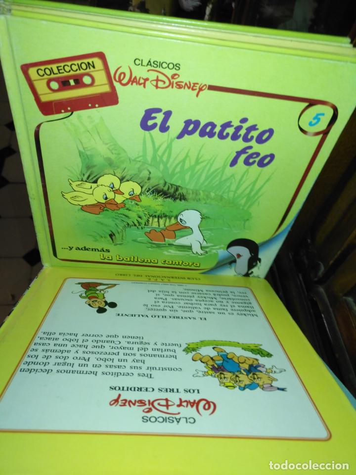 Libros antiguos: Clásicos Walt Disney Colección completa de 30 libros - Foto 28 - 190878490