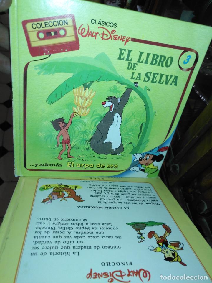 Libros antiguos: Clásicos Walt Disney Colección completa de 30 libros - Foto 30 - 190878490