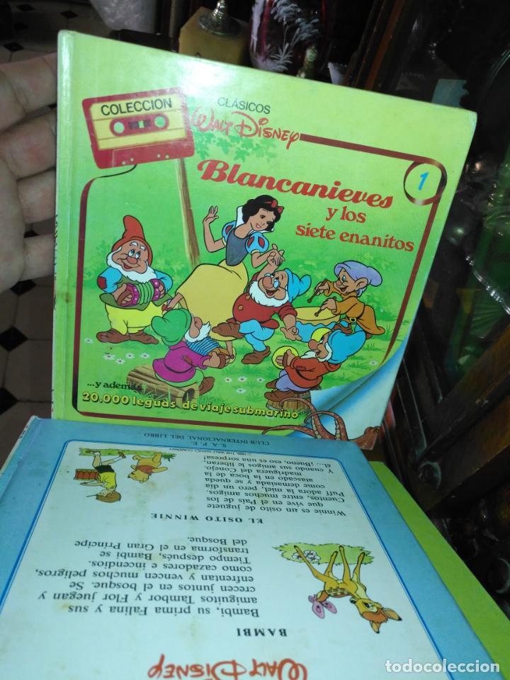 Libros antiguos: Clásicos Walt Disney Colección completa de 30 libros - Foto 32 - 190878490