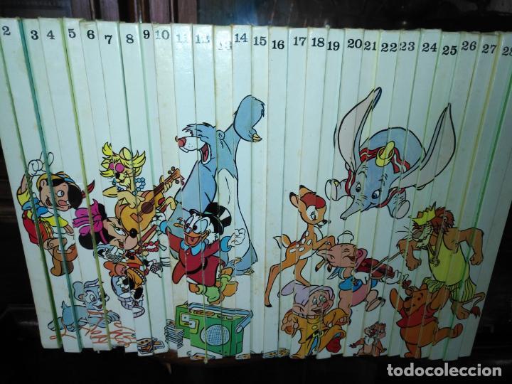 Libros antiguos: Clásicos Walt Disney Colección completa de 30 libros - Foto 35 - 190878490