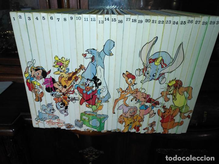 CLÁSICOS WALT DISNEY COLECCIÓN COMPLETA DE 30 LIBROS (Libros Antiguos, Raros y Curiosos - Literatura Infantil y Juvenil - Cuentos)
