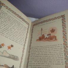 Libros antiguos: CUENTOS DE LAS MIL Y UNA NOCHES SATURNINO CALLEJA EL CAPITÁN CORTA MONTES Y SUS BRAVOS COMPAÑEROS. Lote 191111511