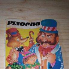 Libros antiguos: CUENTRO TROQUELADO PINOCHO. COLECCIÓN POPS. Lote 191243013
