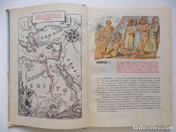 Libros antiguos: LIBRERIA GHOTICA. LA INTELIGENCIA DE FARUK. POR M. MONTPLÁ. 1944. FOLIO MENOR.MUY ILUSTRADO. - Foto 2 - 191407151