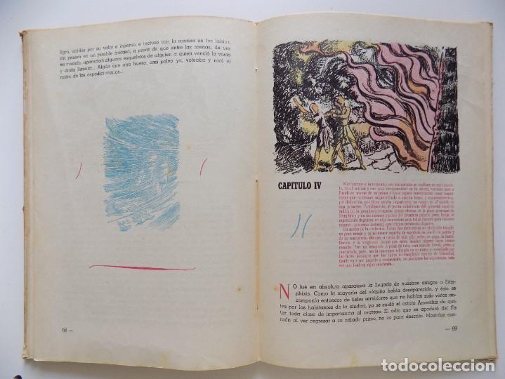 Libros antiguos: LIBRERIA GHOTICA. LA INTELIGENCIA DE FARUK. POR M. MONTPLÁ. 1944. FOLIO MENOR.MUY ILUSTRADO. - Foto 3 - 191407151