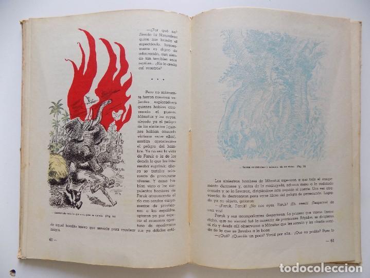 Libros antiguos: LIBRERIA GHOTICA. LA INTELIGENCIA DE FARUK. POR M. MONTPLÁ. 1944. FOLIO MENOR.MUY ILUSTRADO. - Foto 4 - 191407151