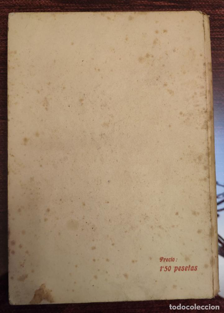 Libros antiguos: BIBLIOTECA DE AVENTURAS MICKEY N° 2: MICKEY CAZADOR Y MICKEY TAXISTA - WALT DISNEY (ALAS 1934) - Foto 2 - 191501815