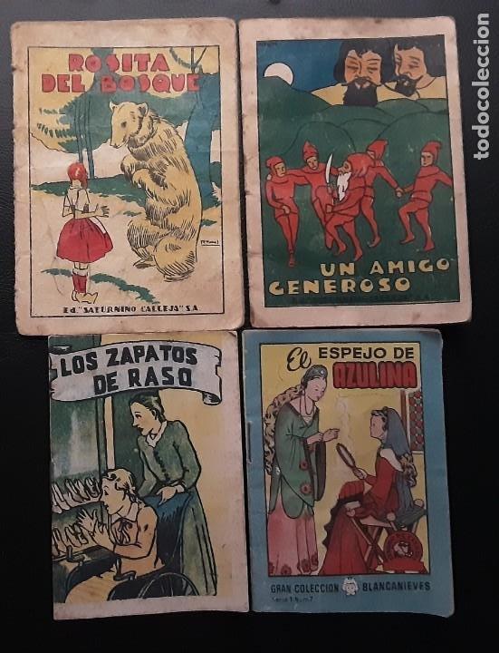 3 CUENTOS BRUGUERA Y CALLEJA (Libros Antiguos, Raros y Curiosos - Literatura Infantil y Juvenil - Cuentos)