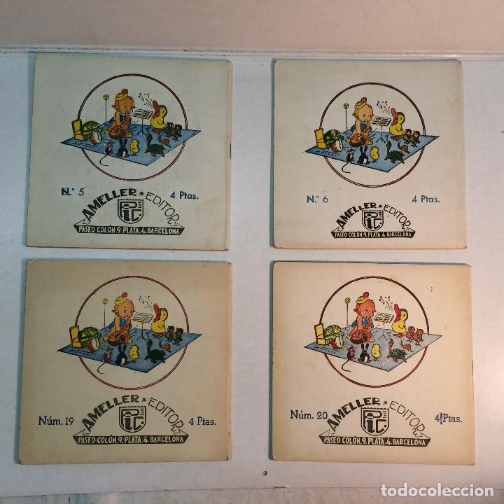 Libros antiguos: Lote Cuentos para pequeñines que empiezan a leer (4 ejemplares) - Foto 2 - 191657136