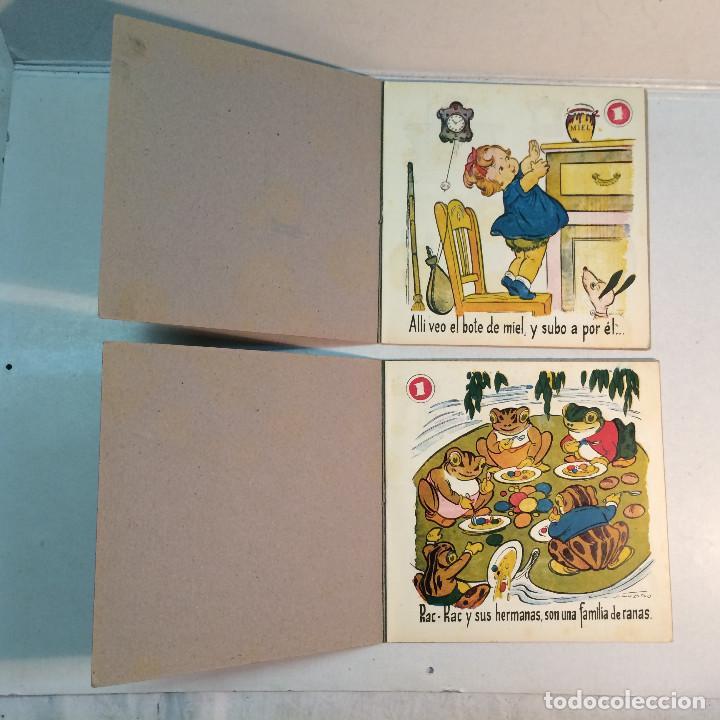 Libros antiguos: Lote Cuentos para pequeñines que empiezan a leer (4 ejemplares) - Foto 4 - 191657136