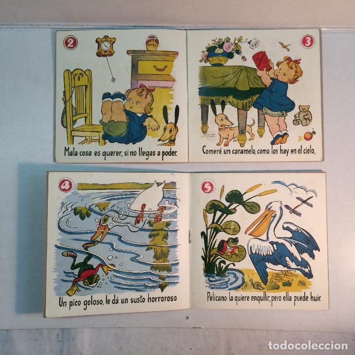 Libros antiguos: Lote Cuentos para pequeñines que empiezan a leer (4 ejemplares) - Foto 5 - 191657136