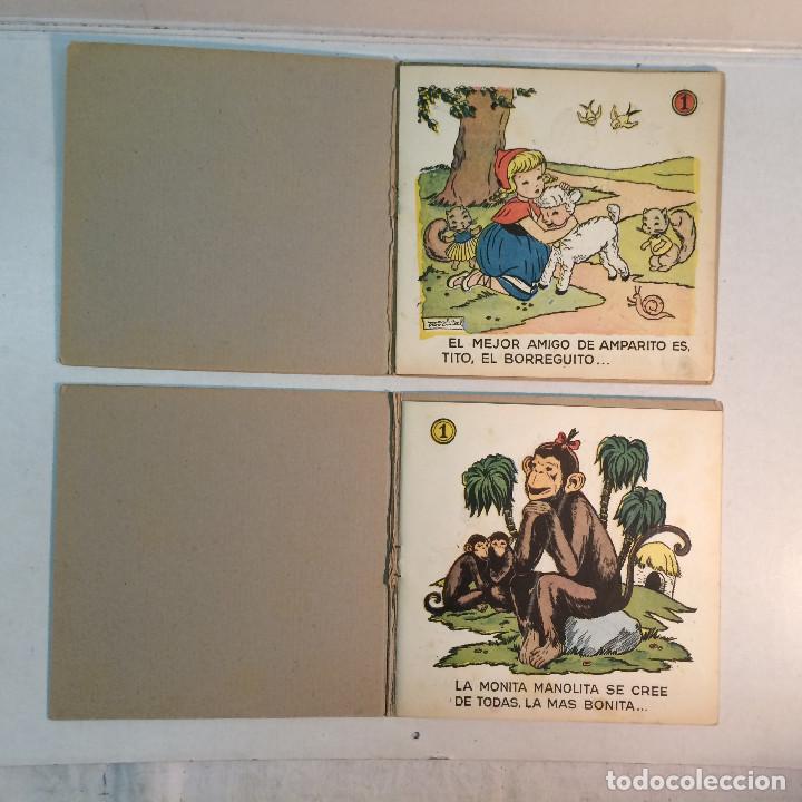 Libros antiguos: Lote Cuentos para pequeñines que empiezan a leer (4 ejemplares) - Foto 6 - 191657136