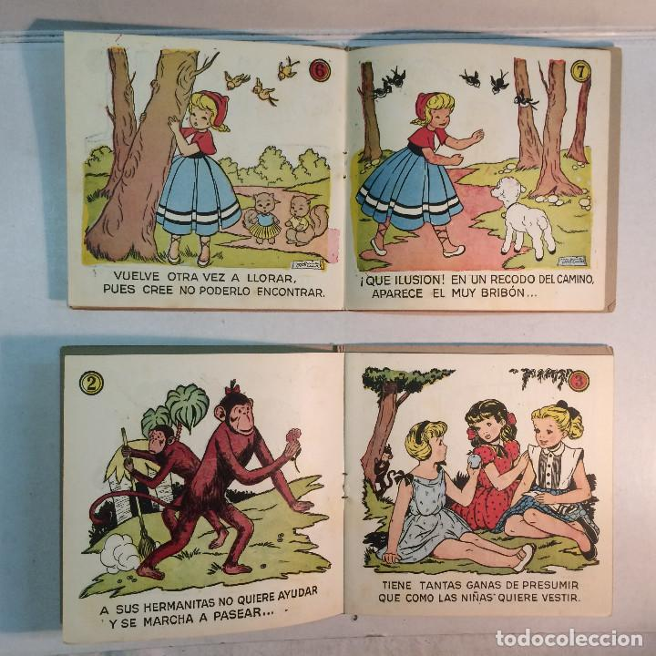 Libros antiguos: Lote Cuentos para pequeñines que empiezan a leer (4 ejemplares) - Foto 7 - 191657136