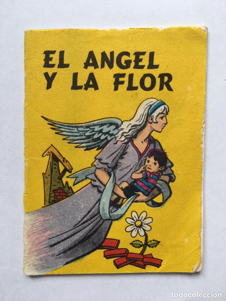ANTIGUO CUENTO EL ÁNGEL Y LA FLOR EDICIONES SUSAETA (Libros Antiguos, Raros y Curiosos - Literatura Infantil y Juvenil - Cuentos)