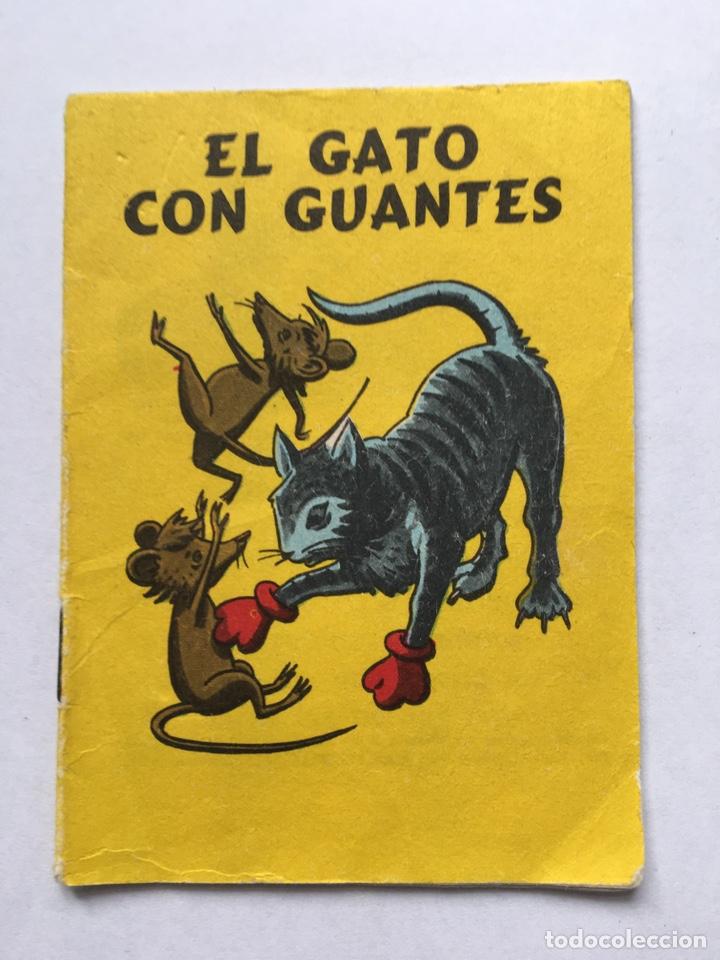 EL GATO CON GUANTES SUSETA AÑO 1969 (Libros Antiguos, Raros y Curiosos - Literatura Infantil y Juvenil - Cuentos)