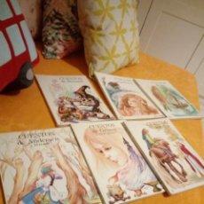 Libri antichi: FHER COLECCION ILUSION CUENTOS ORIENTALES, DE HOY, GRIMN, ETC.... Lote 191941531