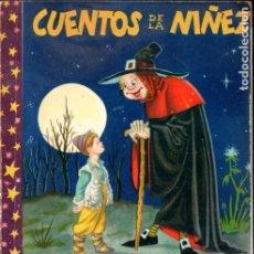 Libros antiguos: CUENTOS DE LA NIÑEZ FHER (GALAS INFANTILES MATEU, S.F.). Lote 192268508