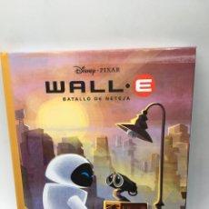 Libros antiguos: COLECCIÓN DISNEY CATALÁN WALL E. CADI EDICIONS. ELS CLÁSSICS WALLE WALL.E BATALLÓ DE NETEJA. Lote 192354853