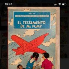 Libros antiguos: EL TESTAMENTO DE MR. PUMP.. Lote 192492763
