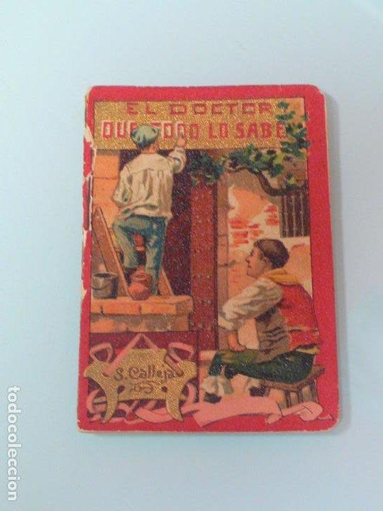 CUENTO CALLEJA, JOYAS PARA NIÑOS SERIE V TOMO 83 (Libros Antiguos, Raros y Curiosos - Literatura Infantil y Juvenil - Cuentos)