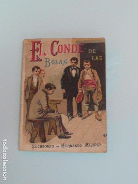 CUENTO MUSEO DE LA NIÑEZ , ED. HERNANDO 1900-10 (Libros Antiguos, Raros y Curiosos - Literatura Infantil y Juvenil - Cuentos)
