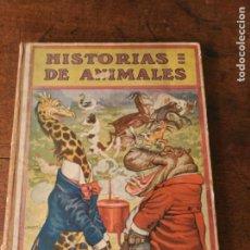 Libros antiguos: HISTORIA DE ANIMALES 1936. Lote 193725868