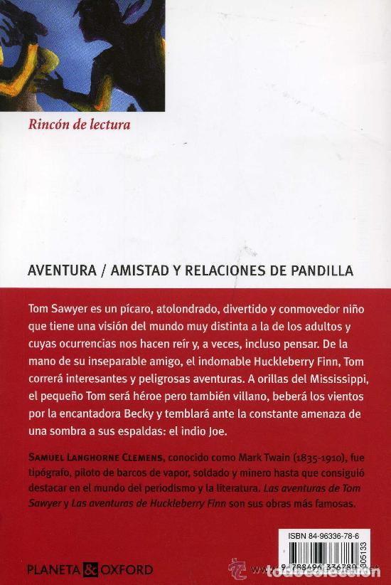 Libros antiguos: LAS AVENTURAS DE TOM SAWYER - Foto 2 - 194099551