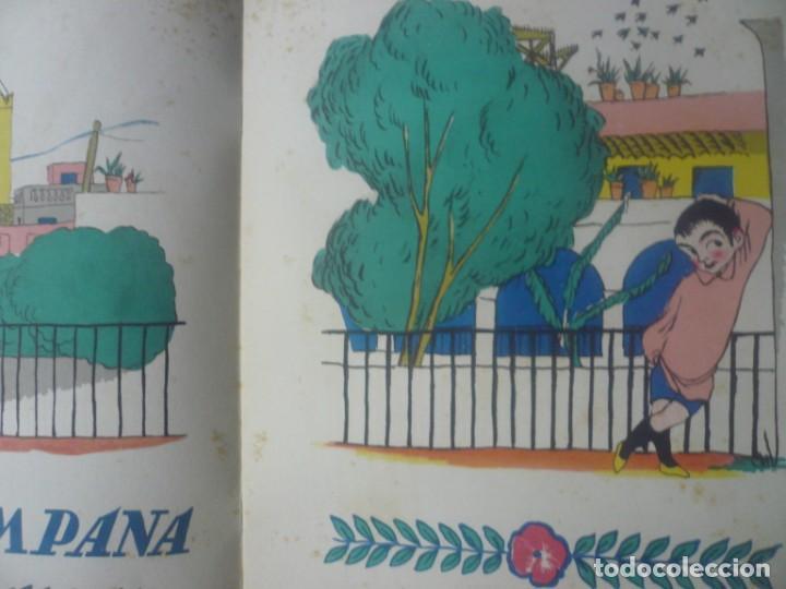 Libros antiguos: La Campana que Anda de Goethe. Ilustrado por Obiols. Muntañola 1920. - Foto 2 - 194173247