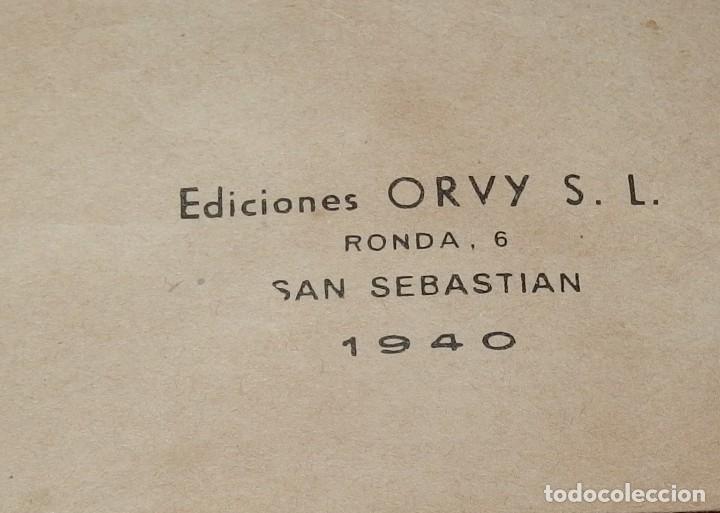 Libros antiguos: BLANCA-NIEVES CON SUPLEMENTO RECORTABLE,EDICIONES ORVY S.L.,AÑO 1940 - Foto 7 - 194182498