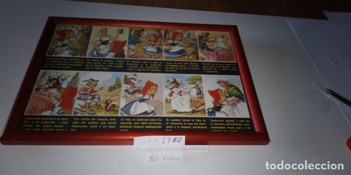 LIBRO DE CAPERUCITA ROJA 1960 (Libros Antiguos, Raros y Curiosos - Literatura Infantil y Juvenil - Cuentos)