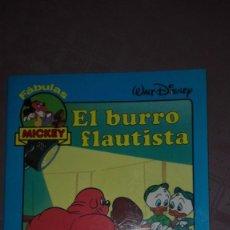 Libros antiguos: EL BURRO FLAUTISTA. Lote 194207453