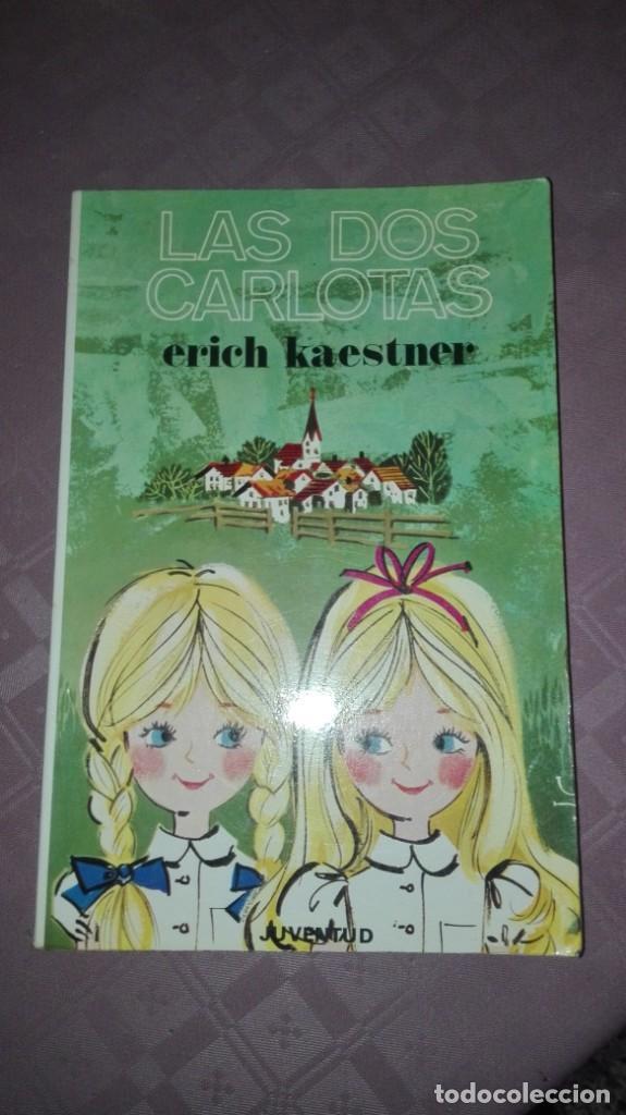 LAS DOS CARLOTAS (Libros Antiguos, Raros y Curiosos - Literatura Infantil y Juvenil - Cuentos)