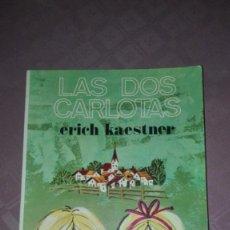 Libros antiguos: LAS DOS CARLOTAS. Lote 194211062