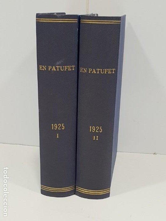 EN PATUFET 2 TOMOS ENCUADERNADOS AÑO 1925 (Libros Antiguos, Raros y Curiosos - Literatura Infantil y Juvenil - Cuentos)