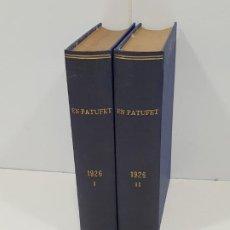 Libros antiguos: EN PATUFET. Lote 194298472