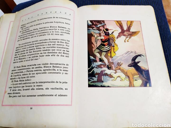 Libros antiguos: antiguo cuento caperucita negra pina gonzalez primera edicion 1943 - Foto 6 - 194333768
