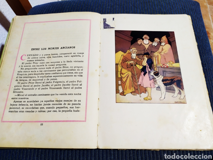 Libros antiguos: antiguo cuento caperucita negra pina gonzalez primera edicion 1943 - Foto 7 - 194333768