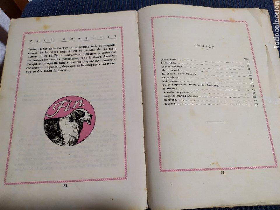 Libros antiguos: antiguo cuento caperucita negra pina gonzalez primera edicion 1943 - Foto 9 - 194333768
