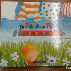 Libros antiguos: EN PETE I EL POLO COMPANYS D'AVENTURES POR ADRIAN REYNOLDS EDIT. TIMUN MAS. Lote 194508488