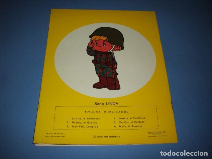 Libros antiguos: carlitos el soldado serie linda - Foto 3 - 194585738