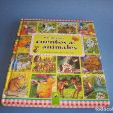 Libros antiguos: MIS MEJORES CUENTOS DE ANIMALES CON ILUSTRACIONES DE ANNE SUES. Lote 194586996