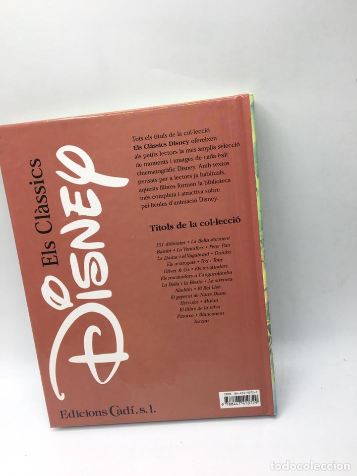 Libros antiguos: Colección Disney Catalán TARZAN . Cadi edicions. Els Clássics - Foto 2 - 194592412