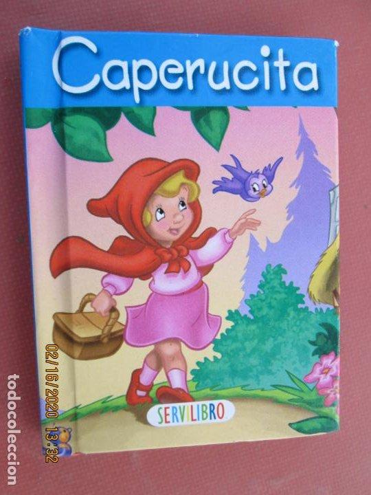 CAPERUCITA , CUENTO SERVILIBRO (Libros Antiguos, Raros y Curiosos - Literatura Infantil y Juvenil - Cuentos)