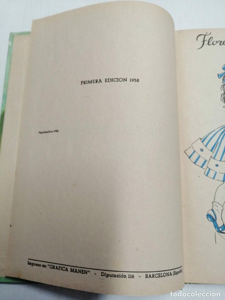 Libros antiguos: 2 CUENTOS DE JEMI NAUVER Y FLORENCIA DE ARQUER. LAS CHICAS DEL INTERNADO Y PRINCIPAL IZQUIERDA 1ª ED - Foto 3 - 194626168