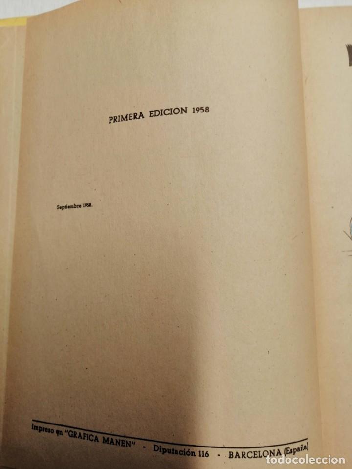 Libros antiguos: 2 CUENTOS DE JEMI NAUVER Y FLORENCIA DE ARQUER. LAS CHICAS DEL INTERNADO Y PRINCIPAL IZQUIERDA 1ª ED - Foto 5 - 194626168