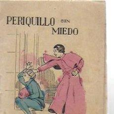 Libros antiguos: PERIQUILLO SIN MIEDO. CUENTOS DE EL HOGAR Y LA MODA. 10X8 CM. 16 P. . Lote 194679910