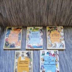 Libros antiguos: LOTE CUENTOS ANAYA. LAURIN. Lote 194769837
