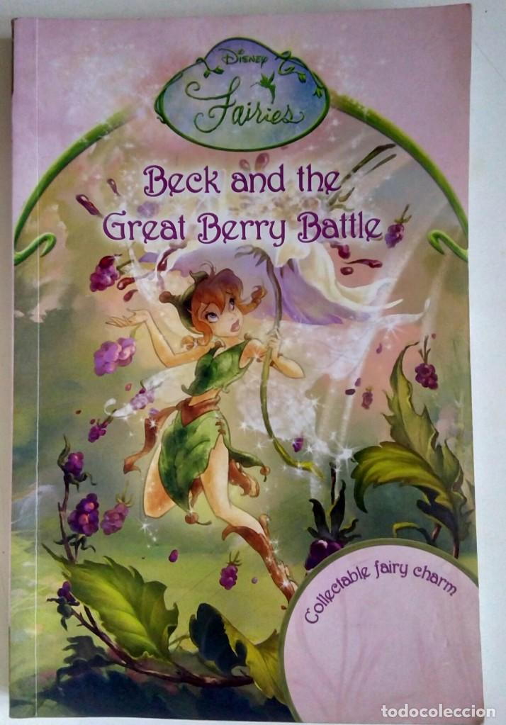 BECK AND THE GREAT BERRY BATTLE DE L DRISCOLL (Libros Antiguos, Raros y Curiosos - Literatura Infantil y Juvenil - Cuentos)