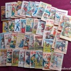 Libros antiguos: LOTE DE 42 CUENTOS DE CALLEJA. ORIGINALES ANTIGUOS. Lote 194880717